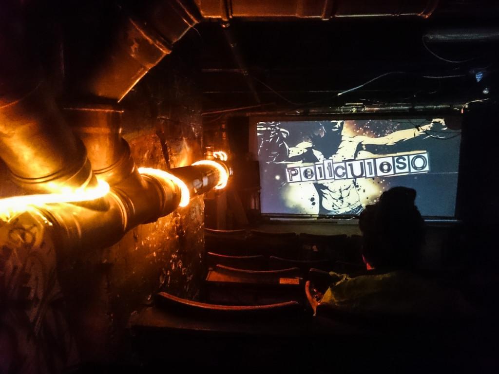 Cellar movies