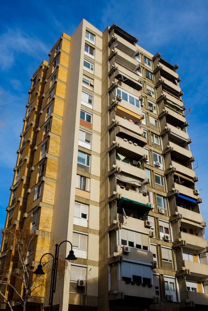Skopje blocks